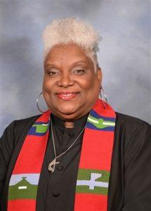 Rev. Cynthia Cross